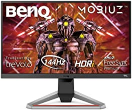 "BENQ EX2510 24.5"" IPS 1ms(MPRT) 2ms(GtG) 144Hz FHD FreeSync TreVolo HDR10 Oyun Mon."