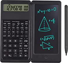 $58 » TANYTAO-SHOP Desktop Calculator Desk Calculator & 6 Inch LCD Writing Tablet Digital Drawing Pad 12 Digits Display with Sty...