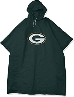 THE NORTHWEST COMPANY Officially Licensed NFL Green Bay Packers Deluxe Poncho