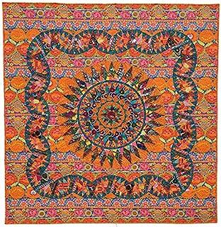 Robin Ruth Design RRD1710 Maha Surya Major Sun Pattern