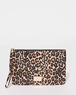 Leopard Poppy Purse