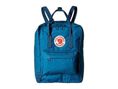 Fjallraven Kanken (Glacier Green) Backpack Bags