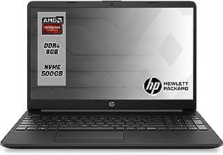 HP 255 G7 (15,6 tum) bärbar dator (AMD A4-9125 2 x 2,30 GHz, 8 GB DDR4 RAM, 256 GB SSD m.2, Radeon R3) Windows 10 Professi...