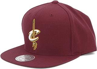 Cleveland Cavaliers Basic Logo Snapback Hat