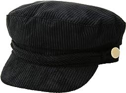 Corduroy Baker Boy Hat