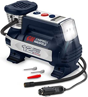 Powerhouse Digital Inflator, Portable Compressor, Auto Shut-Off, 12V 100 PSI & Safety..