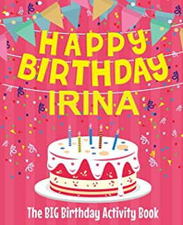 Best happy birthday irina Reviews