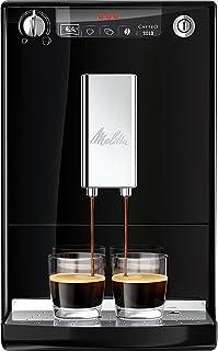 Melitta Caffeo Solo E950-101, Cafetera Automática con Molinillo, 15 Bares, Café en Grano para Espresso, Limpieza Automátic...