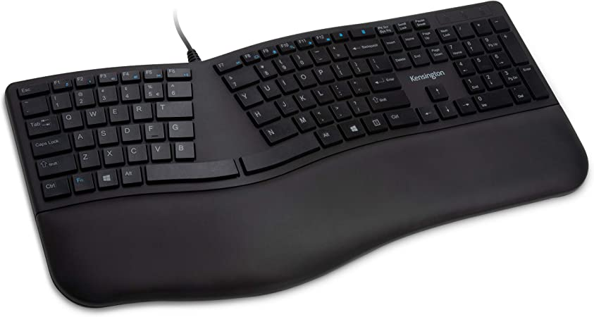 Kensington Pro Fit K75400us Tastatur Mit Kabel Computer Zubehör