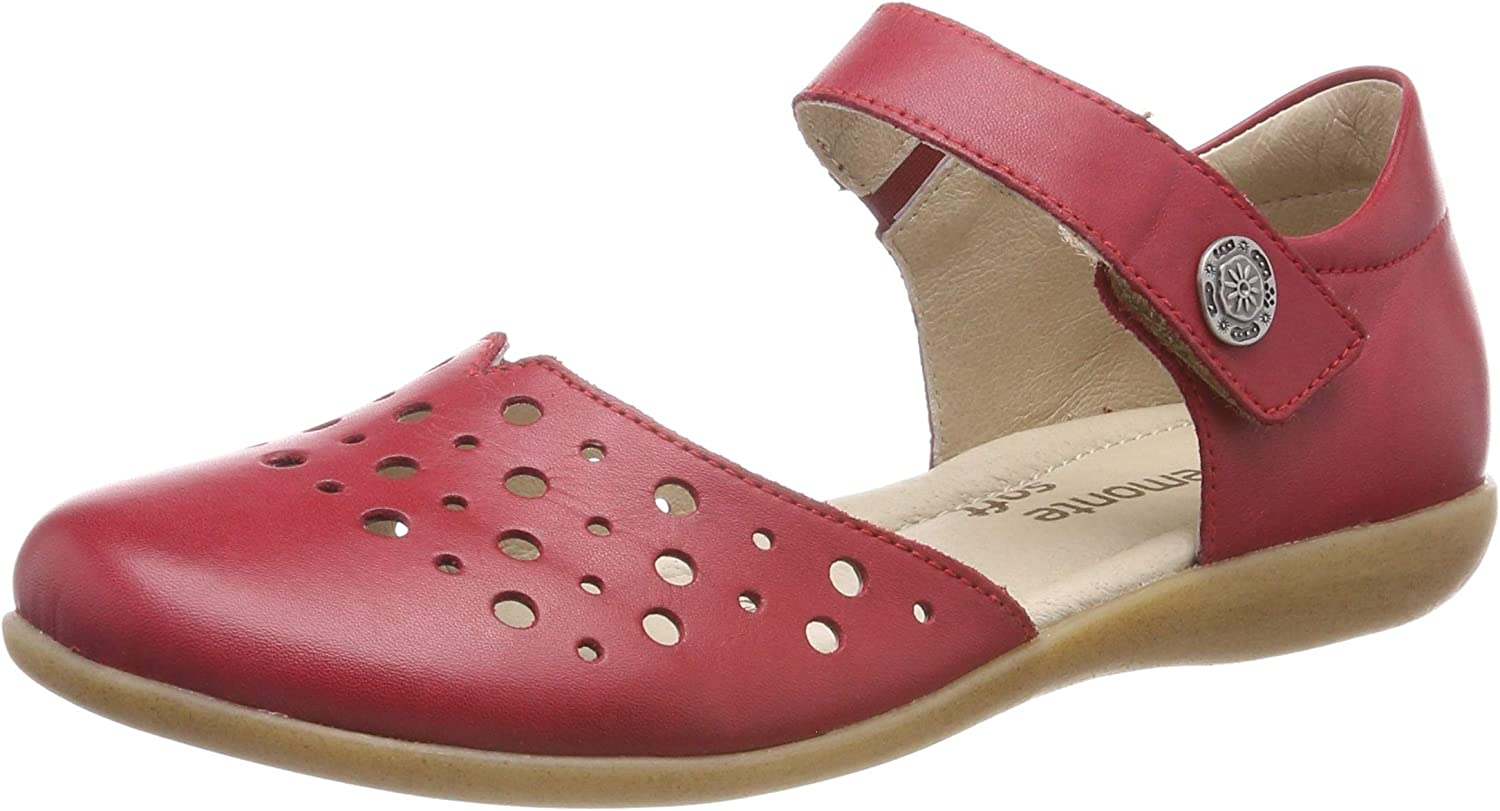 Remonte Damen-Slipper - G red (4)