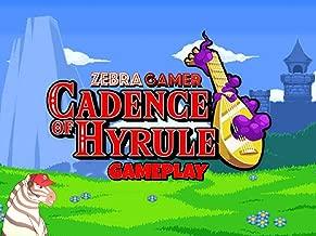 Clip: Cadence of Hyrule Gameplay - Zebra Gamer