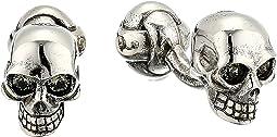 3-D Skull Cuff Links