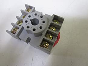 Eaton D3PA2 General Purpose Relay Mount, DIN Rail/Panel Mounting Style, For Use With D3PF2