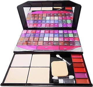 Fashion Colour Make-Up Kit With Free Eye/Lipliner & Adbeni Accessories