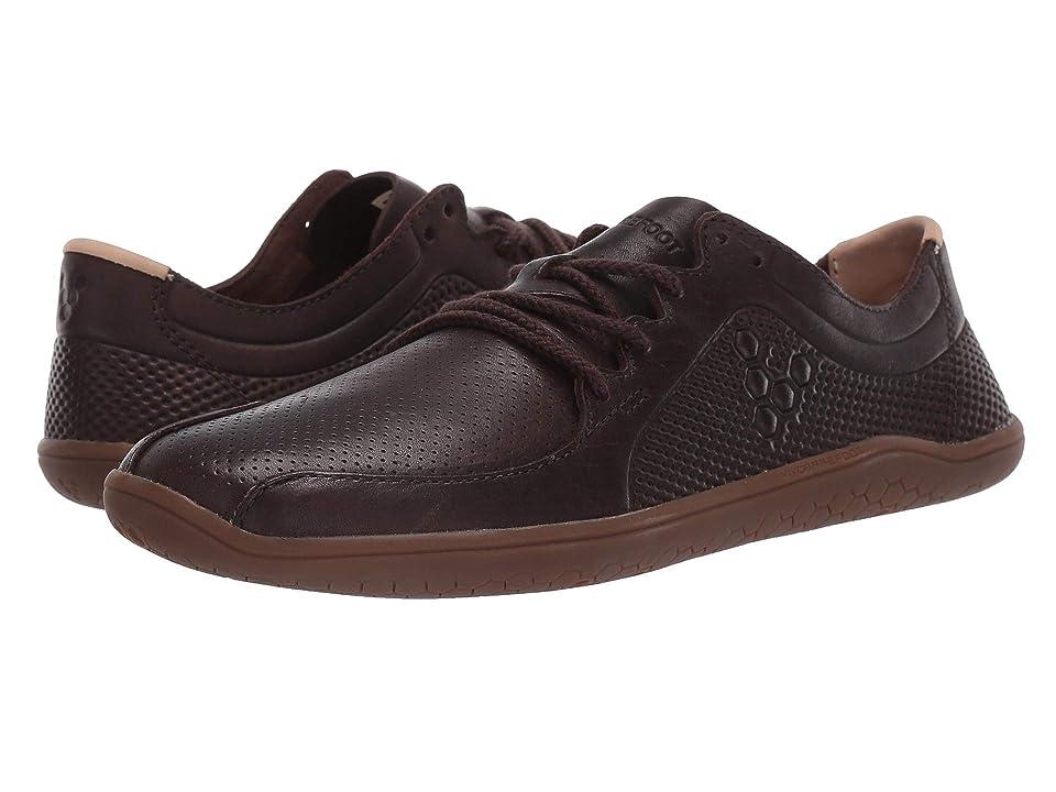 Vivobarefoot Primus Lux Leather (Dark Brown) Women