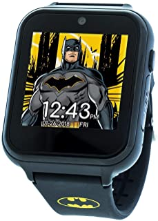 Touch-Screen Watch with Silicone Strap, Black, 19.3 (Model: BAT4740)