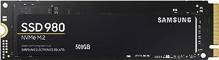Samsung (MZ-V8V500B/AM) 980 SSD 500 GB - M.2 NVMe Interface Unidade de Estado Sólido Interno com Tecnologia V-NAND