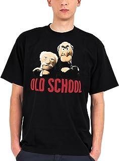 Muppets–camiseta de Waldorf y Statler Old School Camiseta de fan, originelles–L