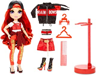 Rainbow Surprise Rainbow High Ruby Anderson – Red Fashion...