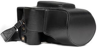 MegaGear MG978 Estuche para cámara fotográfica - Funda (Funda Nikon Coolpix P900 Coolpix P900S Negro)