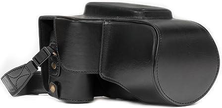 MegaGear MG978 Estuche para cámara fotográfica - Funda (Funda, Nikon, Coolpix P900, Coolpix P900S, Negro)