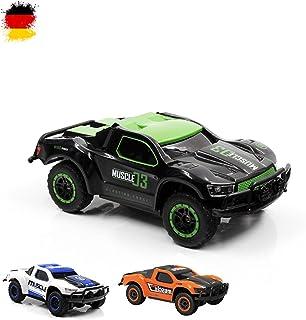 2,4GHz RC ferngesteuerter Mini Off Road Short course Truck, échelle 1: 43avec 4WD Entraînement,, voiture, Car Véhicule, emballage d'origine