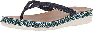 Skechers BOBS Women's Bobs Sunkiss-Star Fish Sandal