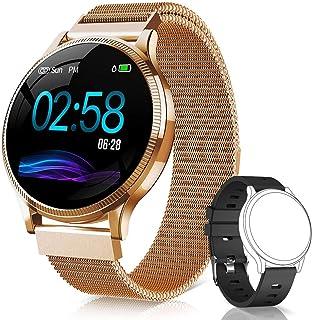 comprar comparacion NAIXUES Smartwatch, Reloj Inteligente IP67 Pulsera Actividad Inteligente con Pulsómetro, Monitor de Sueño, Podómetro, Calo...