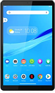 Lenovo Tab M8 HD Tablet (8-inch, 2GB, 32GB, Wi-Fi Only), Grey