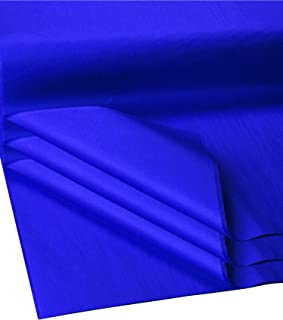 Flexicore Packging® | Gift Wrap Tissue Paper | Size: 15x20 | Acid Free (Blue, 100 Sheets)