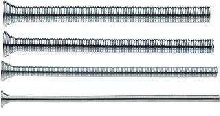 Superior Tool 61600 Spring Tube Bender 4-pc. Set,-1/4