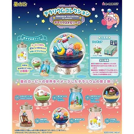 Kirby Super Star Mini Figure Kirby/'s Starrium All 6 set Japan NEW Re-ment