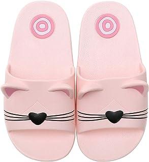 Zapatos de baño Niña Niño Zapatos de Ducha Playa y Piscina Sandalias Antideslizantes Mujer Bañarse Verano Interior Zapatillas