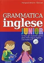 Grammatica inglese junior. Con CD Audio. Per la Scuola elementare