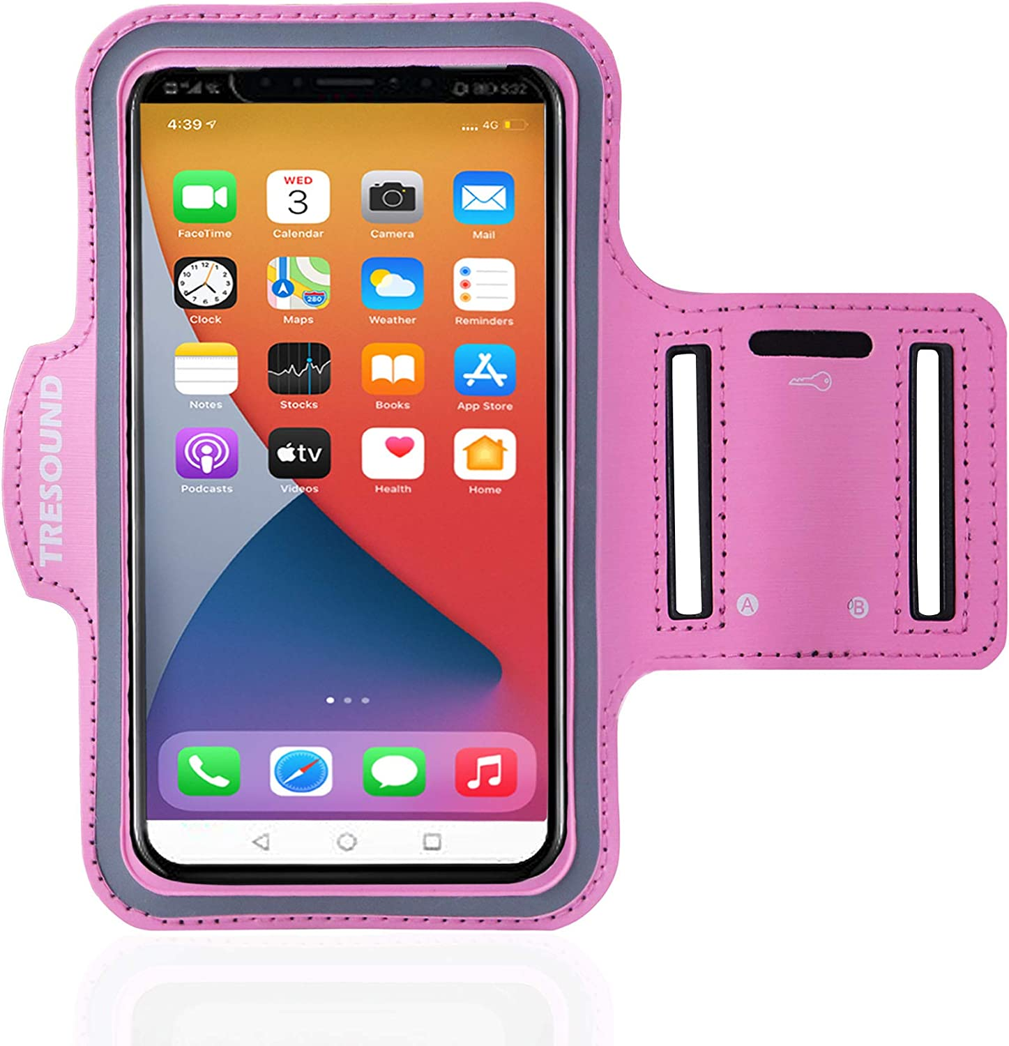 Tresound Water Resistant Cell Phone Cheap Many popular brands Armband 11 Case iPhone for