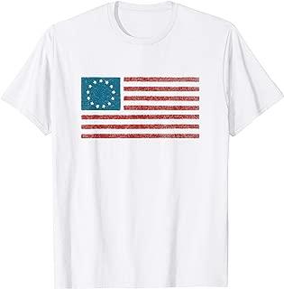 Betsy Ross Flag Shirt Trump 2020 T-Shirt