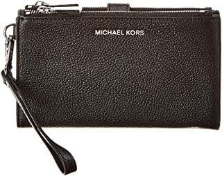 MICHAEL Michael Kors Women's Adele Double Zip Wristlet