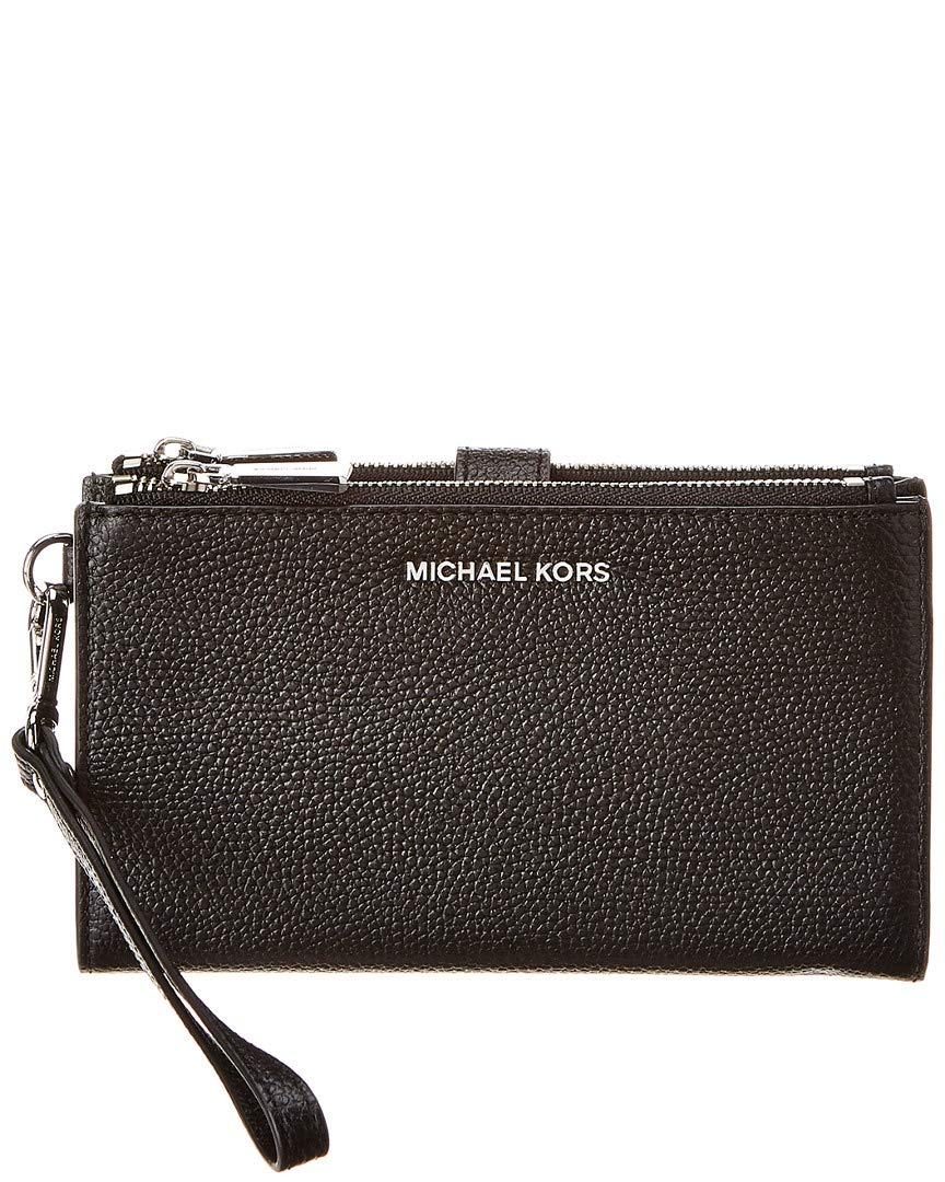 Michael Kors Womens Tumbled Leather