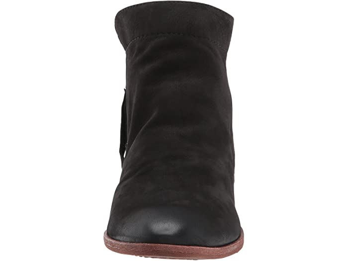 New In Box Womens Sam Edelman PACKER Putty Waxy Nubuck Leather Ankle Boots