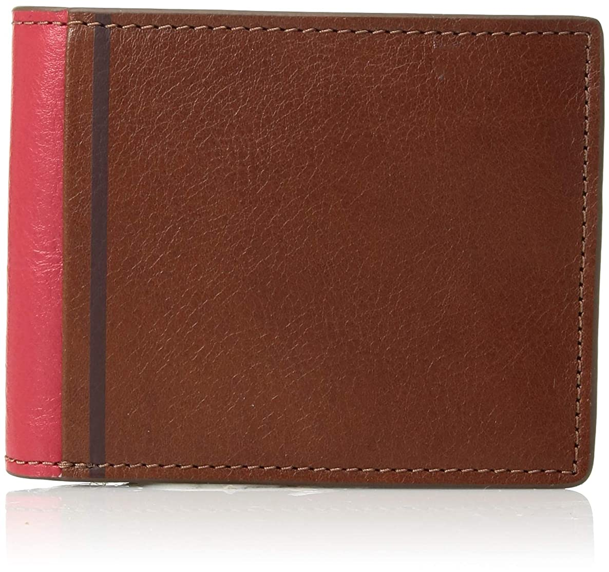 Fossil Men's Raymond Leather Sliding 2 in 1 Wallet