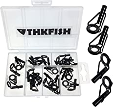 THKFISH Rod Tip Repair Kit Rod Repair Kit Fishing Rod...