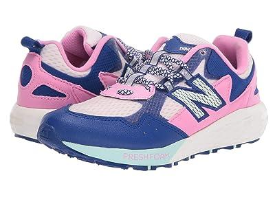 New Balance Kids Fresh Foam Crag v2 (Big Kid) (Cherry Blossom/Candy Pink) Girls Shoes