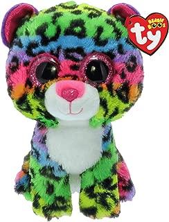 Ty Dotty Leopard Plush, Multicolor, Regular