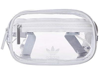 adidas Originals Originals Clear Waist Pack (White) Day Pack Bags