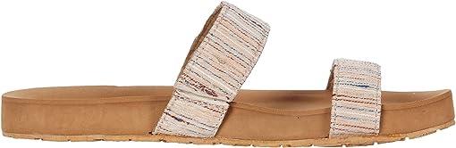 Sand Medina Stripe Fabric