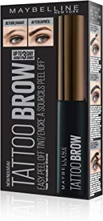 Best maybelline tattoo studio brow gel peel off Reviews