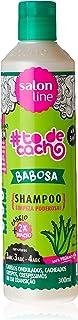 Salon Line Shampoo Uso Diário 300ml To de Cacho Babosa Unit