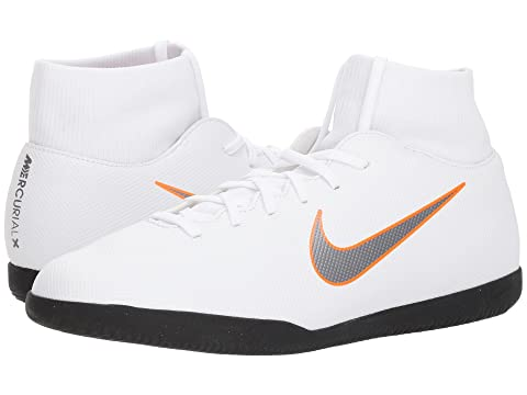 metálico Nike frío IC 6 SuperflyX gris total blanco naranja Club wqxXqHrf