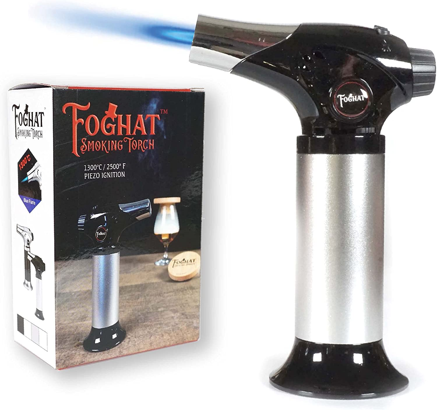 Foghat Smoking discount Torch for Smoked Save money Charcuterie Cocktails or Smoke