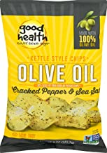 product image for Good Health Olive Oil Kettle Style Chips with Cracked Pepper & Sea Salt 5 oz. Bag (3 Bags)